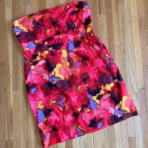 NWOT Beautiful New York & company strapless dress
